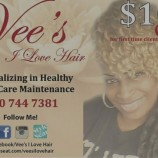 Vee's I Love Hair